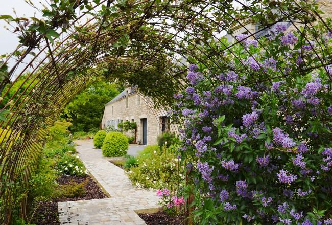 jardin Morbihan